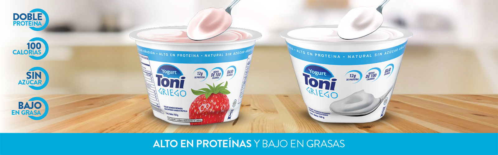 Yogurt Toni Griego