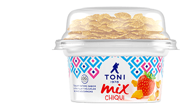 Yogurt Toni Mix frutilla 85g